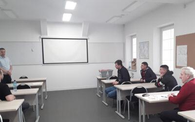 Start, Ośrodek Szkolenia i Egzaminowania Maszynistów w Rzeszowie