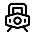 Film z symulatora OSM, Ośrodek Szkolenia i Egzaminowania Maszynistów w Rzeszowie